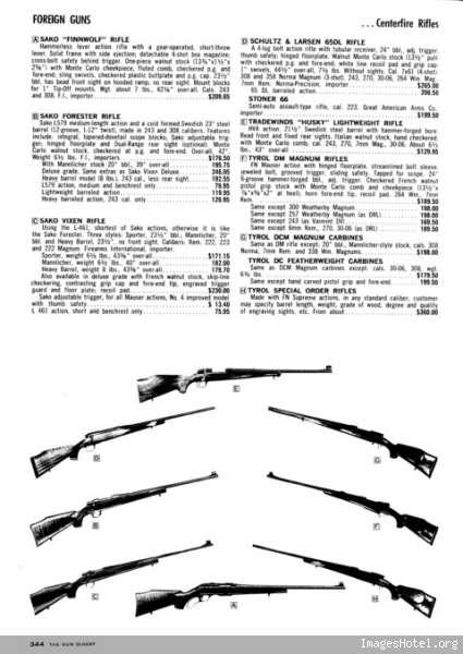 Husqvarna rifle serial number lookup