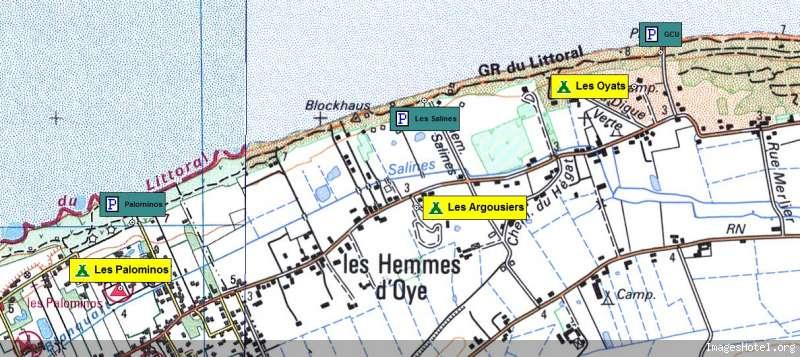 Quelques spots sympas (Nord, Pas de Calais, Somme) Camp