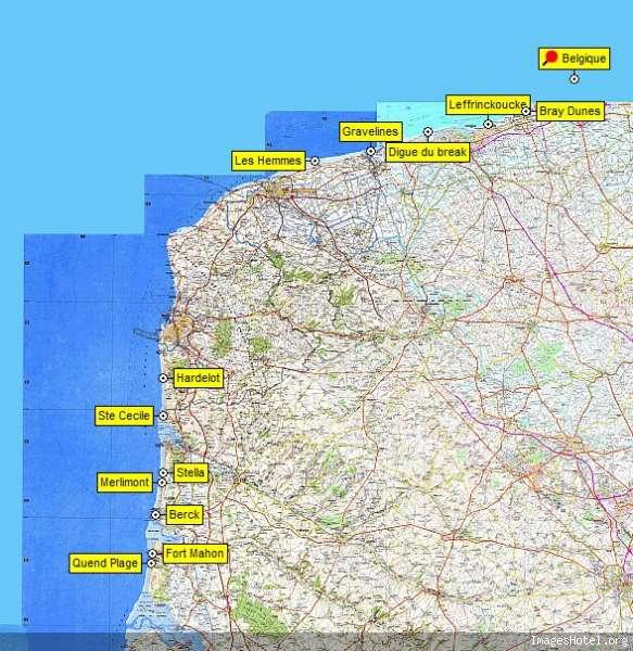 Quelques spots sympas (Nord, Pas de Calais, Somme) Spots