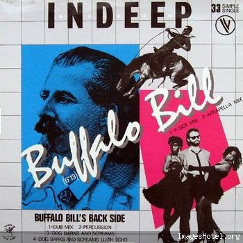 Blog de buyardbess : Dance Funk Decade, Indeep - Buffalo Bill