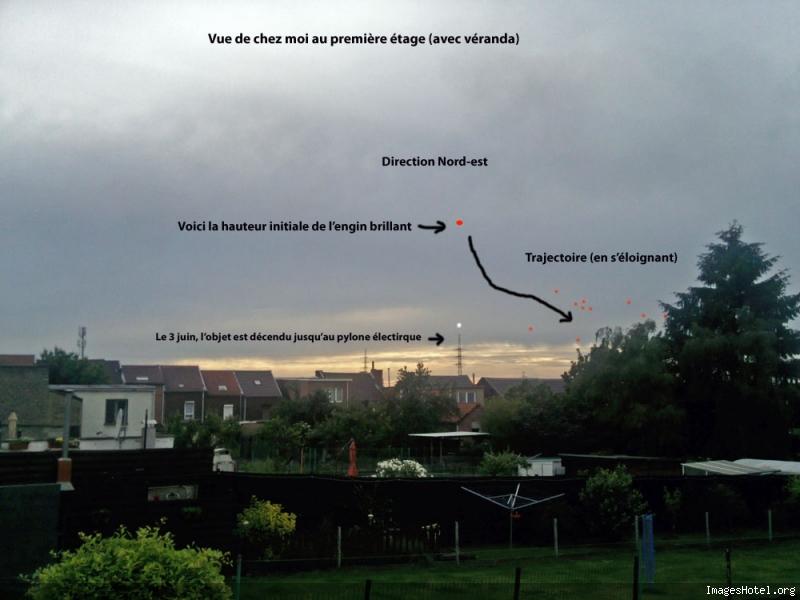 2010: Le 12/06 entre 22h30 et 00h00 - Nouvelle observation d'ovni - (Belgique) Observation