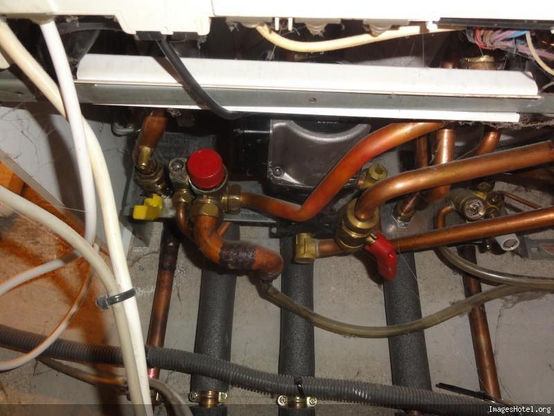 Proc dure vidange chaudiere elm leblanc egalis 10 messages - Vidanger circuit chauffage ...