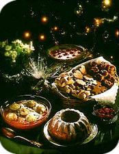 viande,terrine,buche,moka,marrons
