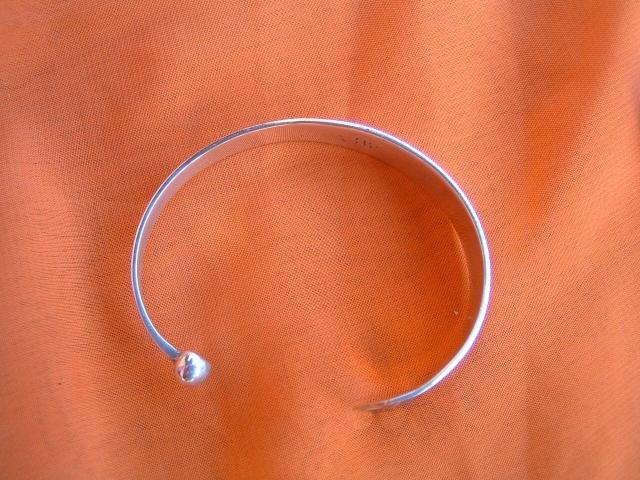 Image bracelettouaregafricainenargentmassifref20032
