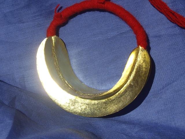oreillesafricainespeuhlpeulfilrougefulaniafricanearringsmali43098