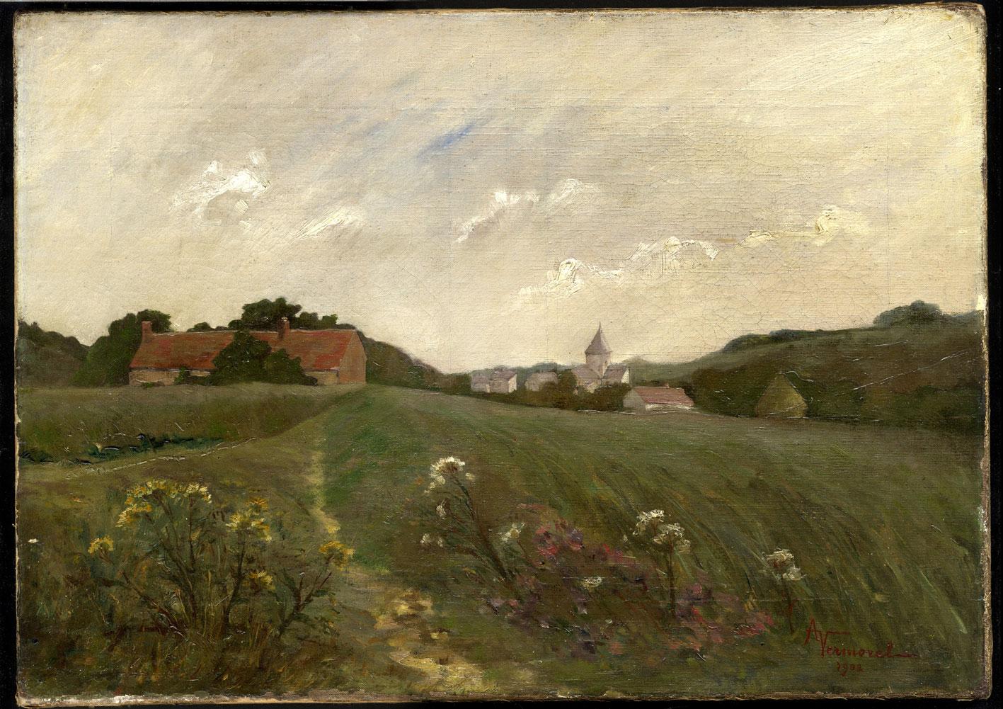 Charles Daubigny Barbizon Foret Barque le Botin Zig Zag bords de l Oise Auvers Camille Corot Gustave Courbet
