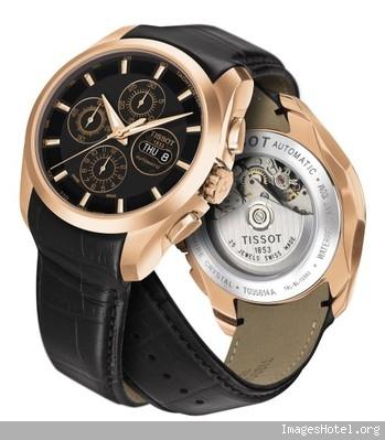 Choix entre tissot ou hamilton pour première montre auto Tissotcouturierautomaticchrono