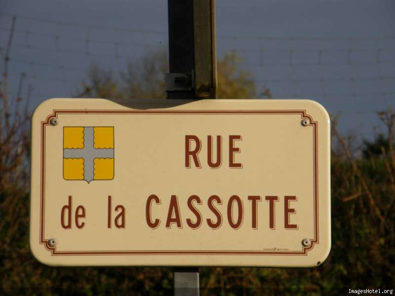 Rue de la Cassotte