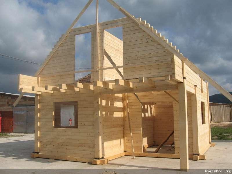 chalet neuf 66m bois massif en kit discussions g n rales les forums de maisons bois. Black Bedroom Furniture Sets. Home Design Ideas