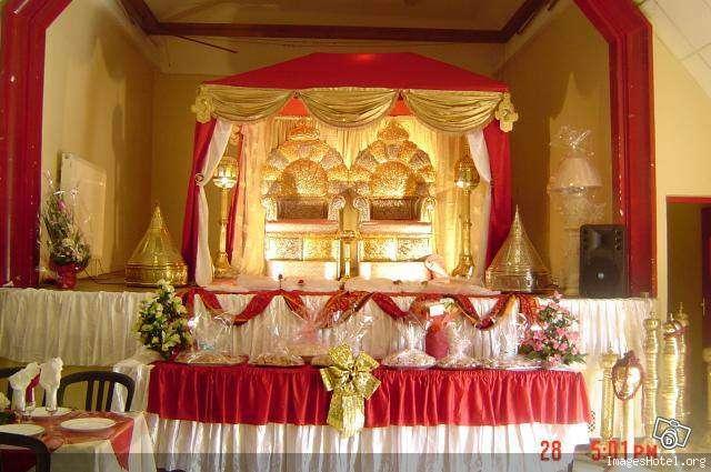 trone - Trone Mariage Oriental