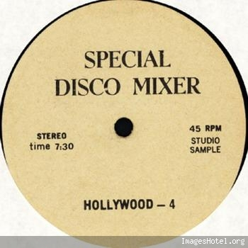Blog de buyardbess : Dance Funk Decade, Special Disco Mixer - Hollywood 4
