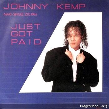 Blog de buyardbess : Dance Funk Decade, Johnny Kemp - Just got paid